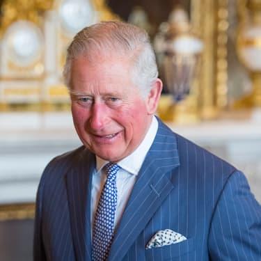 Le prince Charles, lors d'une cérémonie en son honneur, en mars 2019 à Buckingham.