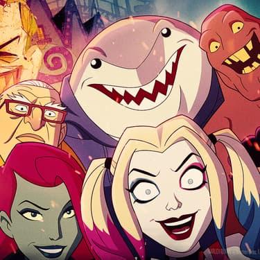 Harley Quinn arrive ce soir sur Toonami