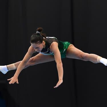 Oksana Chusovitina, l'énigmatique doyenne de gymnastique de 44 ans