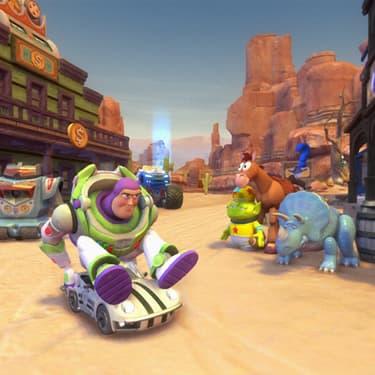 3 jeux vidéo estampillés Pixar à retrouver sur SFR Gaming