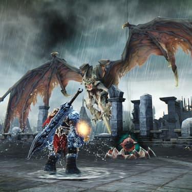 Darksiders : Warmastered Edition débarque sur SFR Jeux