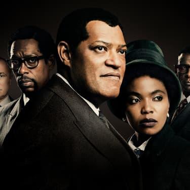 Laurence Fishburne incarne Nelson Mandela dans la mini-série Il s'appelait Mandela, à partir du jeudi 6 février sur Histoire TV