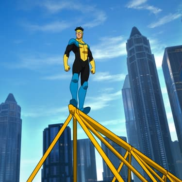 Invincible, la nouvelle série animée qui cartonne sur Amazon Prime Video