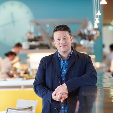 Jamie Oliver : roi des fourneaux et du petit écran