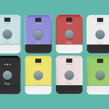 Bob le mini lave-vaisselle, un petit appareil révolutionnaire présenté au salon Viva Technology 2019.