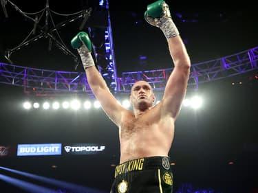 Boxe : un combat au sommet entre Tyson Fury et Anthony Joshua ?
