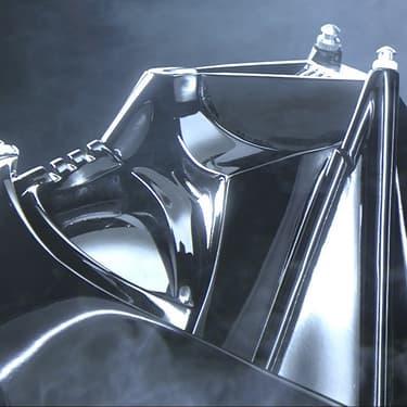 Dark Vador, le vilain le plus légendaire de la galaxie