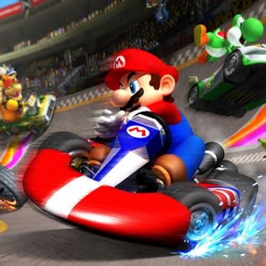 Mario Kart Wii, l'un des plus gros succès de l'histoire du jeu vidéo.
