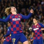 C'est le bazar au Barça