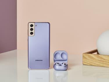 Bon plan : 150€ de remise sur le Samsung Galaxy S21+ 5G
