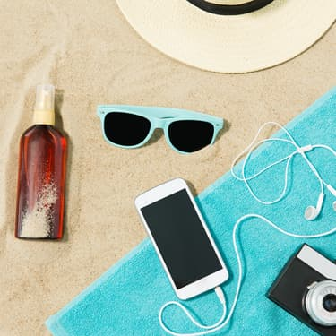 Au soleil, quelles précautions prendre pour son smartphone ?