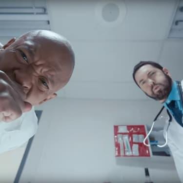 Eminem offre un clip à son phénoménal Godzilla