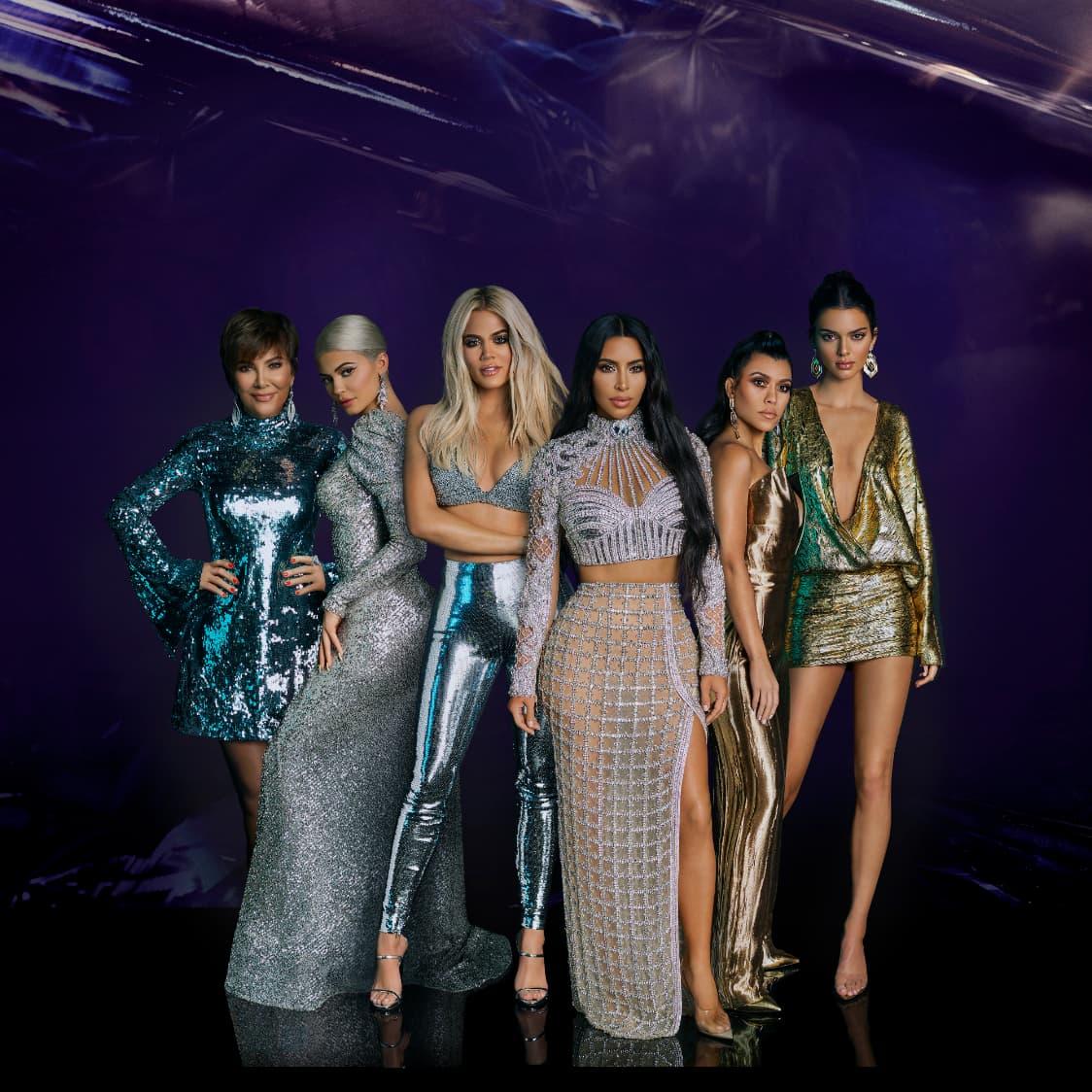 L'incroyable famille Kardashian : la saison 16 dès le 12 avril sur E!