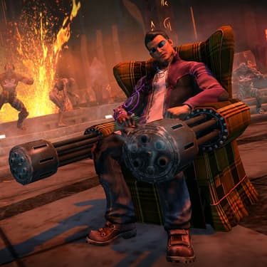 Saints Row : Gat Out of Hell, virée en enfer sur SFR Gaming