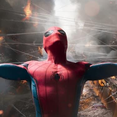 Spider-Man a du mal à ne pas perdre le film dans Spider-Man : Homecoming
