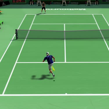Virtua Tennis Challenge, le premier jeu mobile à la hauteur des attentes des fans de tennis.