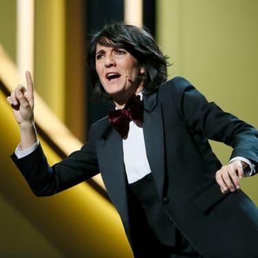 Florence Foresti à la 41e cérémonie des César en 2016.