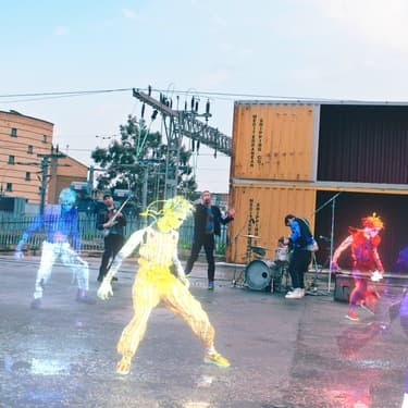 Higher Power, le nouveau titre de Coldplay diffusé depuis l'espace !
