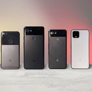 Un design étonnant pour le  Google Pixel 6 ?