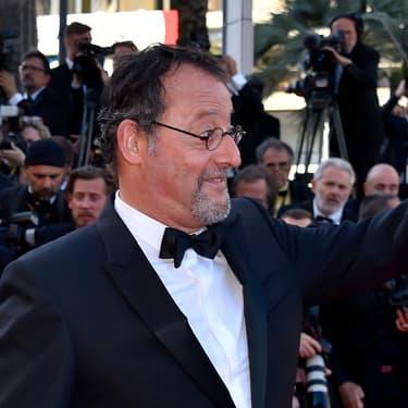 L'acteur Jean Reno sur le tapis rouge du Festival de Cannes en 2016.
