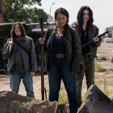 3 raisons de regarder World Beyond, le spin-off de The Walking Dead