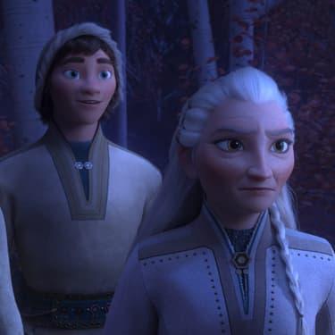 Les Northuldras dans La Reine des Neiges 2