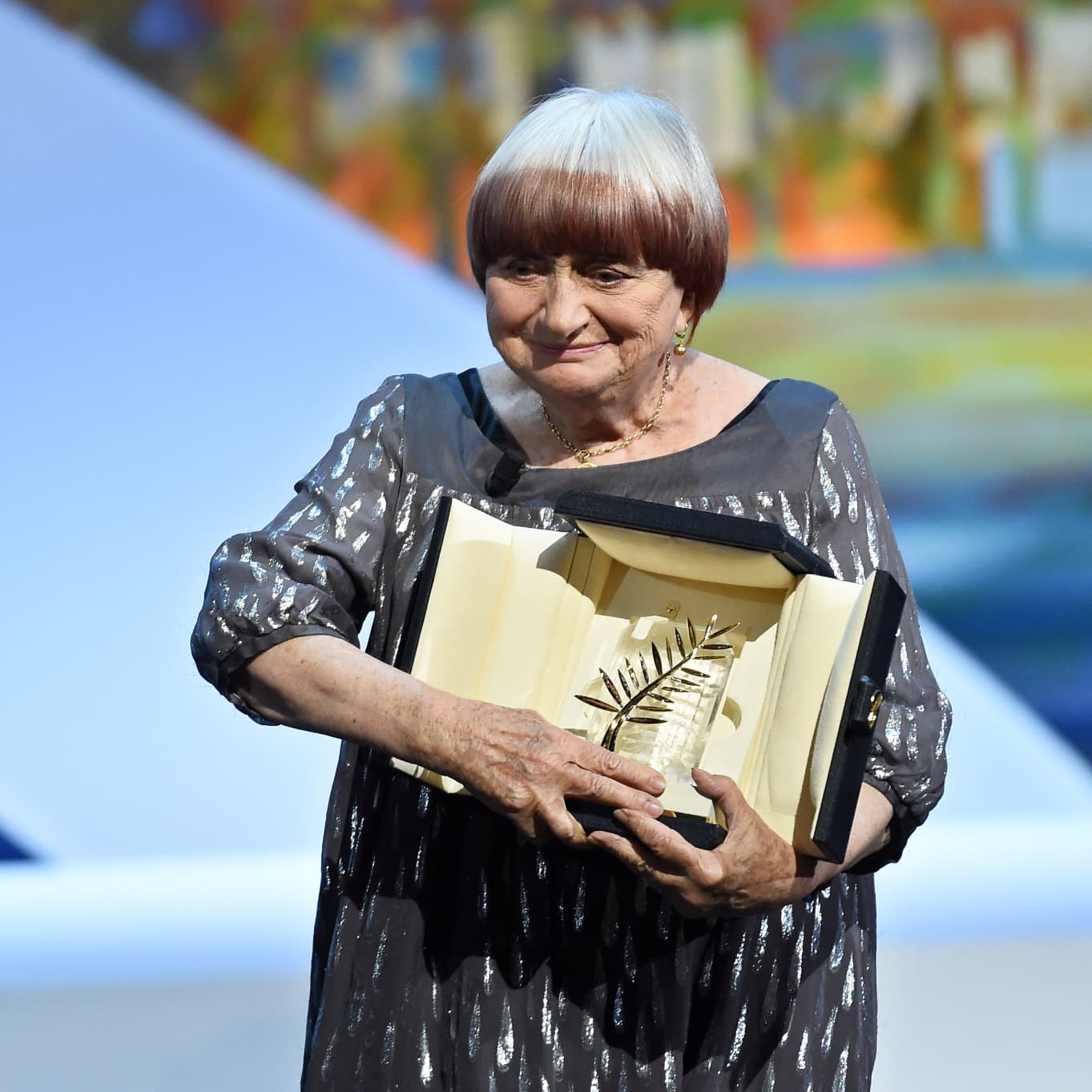 Agnès Varda, retour sur sa Palme d'Honneur du Festival de Cannes