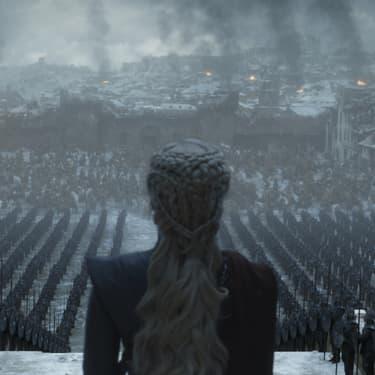 Quand Daenerys Tragaryen se la joue Saroumane, et que Game of Thrones a des airs du Seigneur des Anneaux