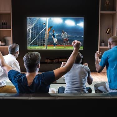 Vivez l'Euro 2020 en grand avec la TV Hisense A7GQ