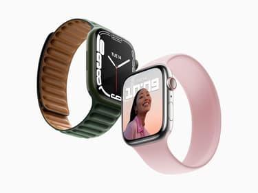 L'Apple Watch Series 7 arrive bientôt