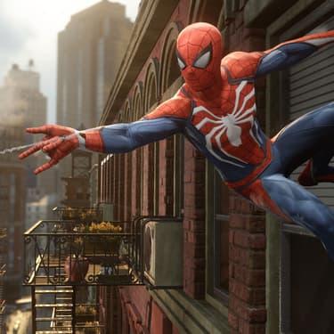 Spider-Man, précurseur pour le MCU du jeu vidéo $1
