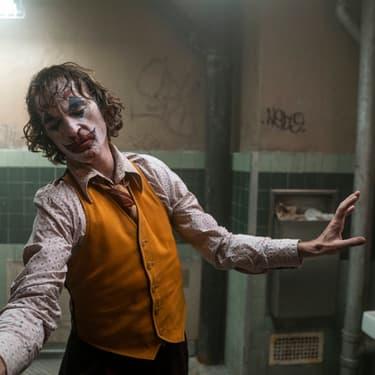 Joaquin Phoenix dans le rôle d'Arthur Fleck dans le film Joker.