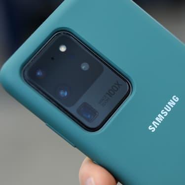 Le Samsung Galaxy S20 est le nouveau smartphone haut de gamme de référence