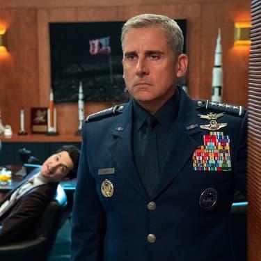 La série comique Space Force, avec Steve Carell, décollera le 29 mai sur Netflix