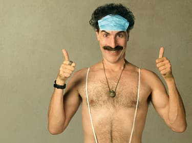 Borat 2, le film déjanté arrive sur Amazon Prime Video