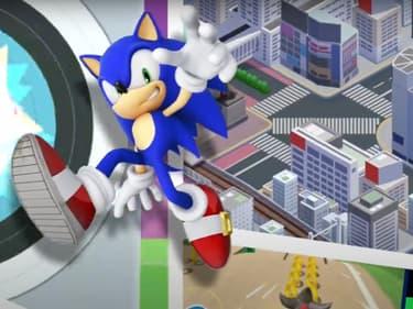 Sonic en 3 jeux phares, d'hier à aujourd'hui
