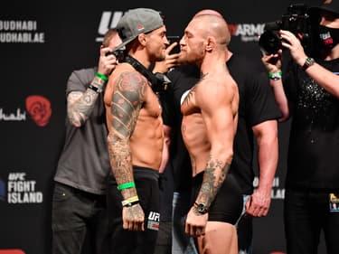UFC : McGregor VS Poirier III, combat officialisé et déjà commencé
