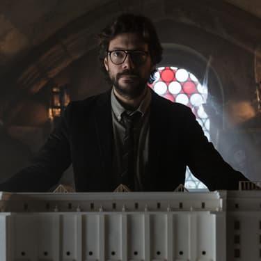 Le Profesor et son équipe préparent un nouveau braquage pour la Partie 3, disponible le 19 juillet prochain sur Netflix.