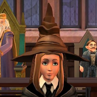 Harry Potter - Secret à Poudlard, un jeu mobile dans lequel vous vivez votre propre aventure de sorcier dans la plus célèbre école de magie du monde !