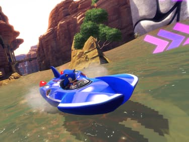Sonic & All-Stars Racing Transformed : des voitures et du fun !