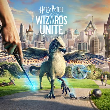 Le jeu mobile Harry Potter Wizards Unite permet de devenir un vrai sorcier.