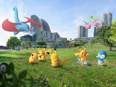 Pokémon GO : quels Pokémon évoluent par échange ?