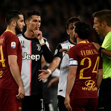 Pourquoi Cristiano Ronaldo déteste l'AS Roma ?