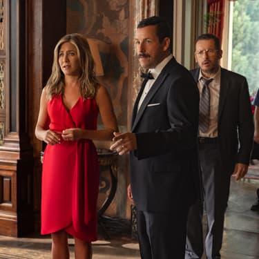 "Retrouvez Jennifer Aniston, Adam Sandler et... Danny Boon dans ""Murder Mystery"" sur Netflix !"