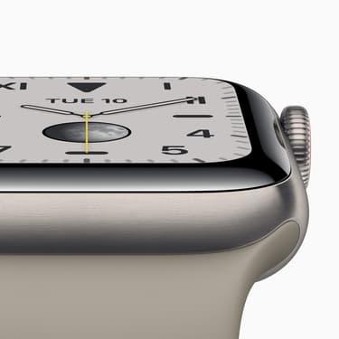 Bon plan : jusqu'à -250 € de remise sur l'Apple Watch Series 5 4G