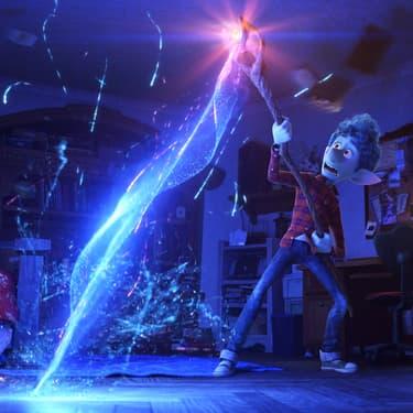 En Avant pour le nouveau film d'animation signé Pixar !
