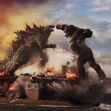 Godzilla VS. Kong, le combat ultime est en VOD chez SFR