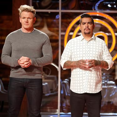 Gordon Ramsay s'est entouré de Aaron Sanchez et Christina Tosi pour cette saison 8 de MasterChef USA.