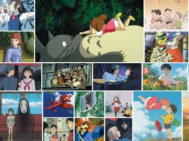 L'intégrale du Studio Ghibli arrive sur Netflix