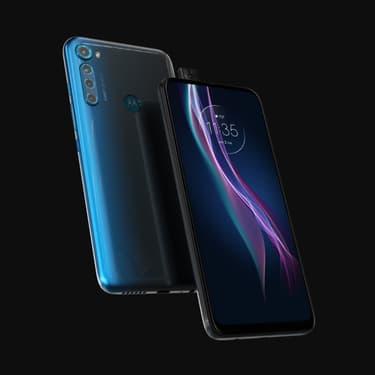 Motorola présente son petit nouveau : le One Fusion+